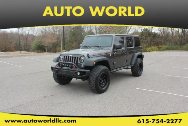 2016 Jeep Wrangler in Old Hickory, TN