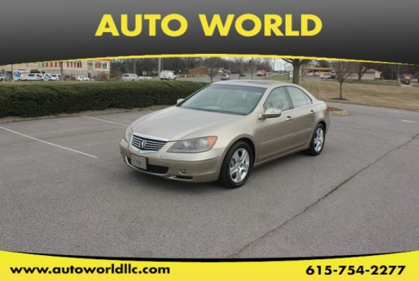 2008 Acura RL Unknown