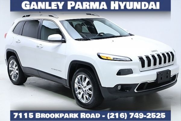 2016 Jeep Cherokee in Parma, OH