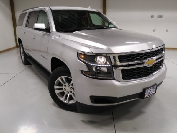 2019 Chevrolet Suburban in North Nampa, ID