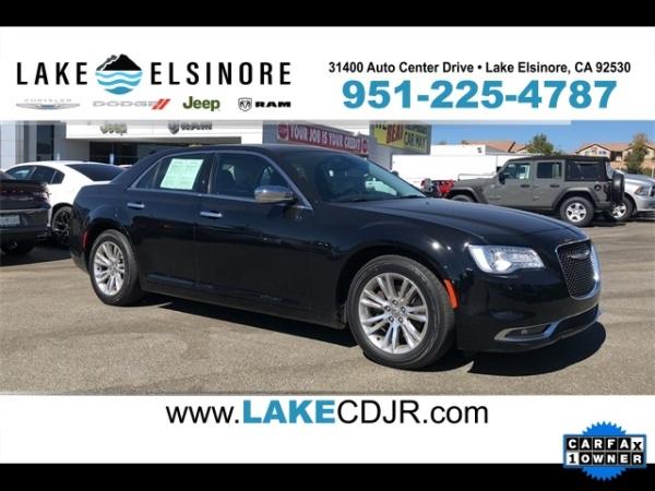 2017 Chrysler 300 In Lake Elsinore Ca
