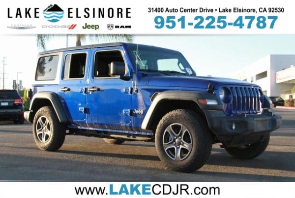 2019 Jeep Wrangler in Lake Elsinore, CA