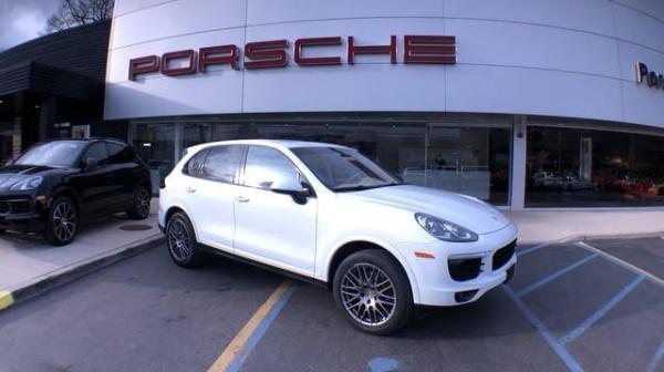 2017 Porsche Cayenne in Huntington Station, NY