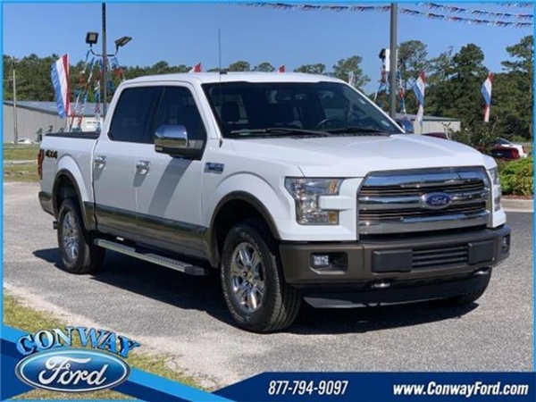 2015 Ford F-150 in Conway, SC