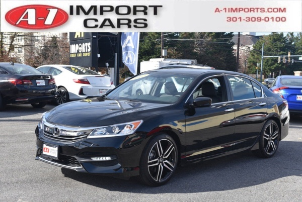 2017 Honda Accord in Rockville, MD