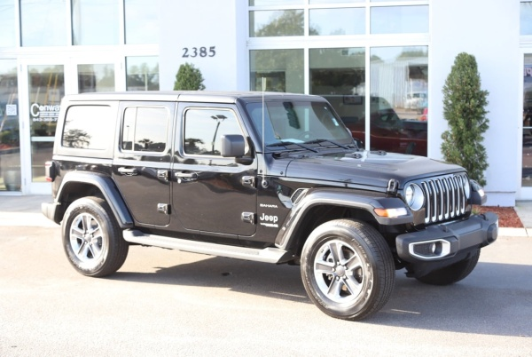 2019 Jeep Wrangler in Conway, SC