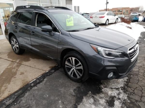 2018 Subaru Outback in Madison, WI