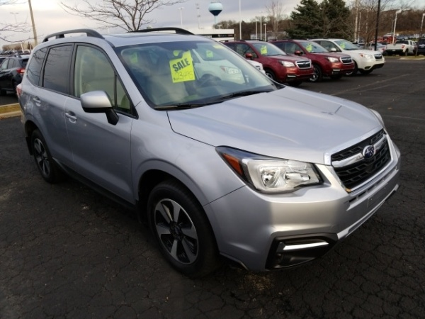 2017 Subaru Forester in Madison, WI
