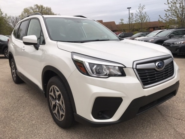 2020 Subaru Forester in Madison, WI