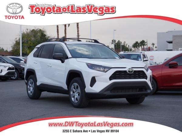 2020 Toyota RAV4 in Las Vegas, NV
