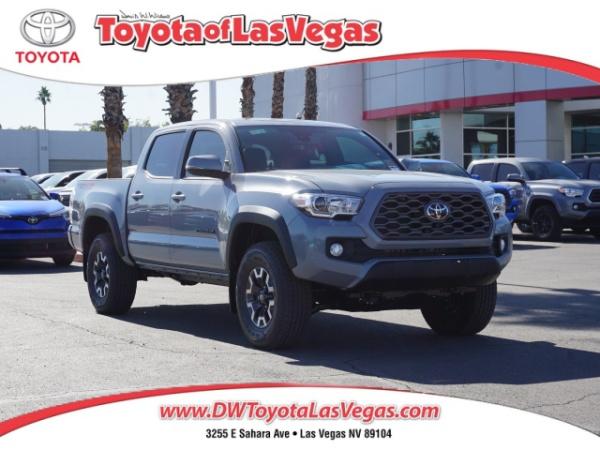 2020 Toyota Tacoma in Las Vegas, NV