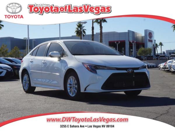 2020 Toyota Corolla in Las Vegas, NV