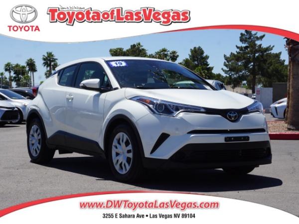 2019 Toyota C-HR in Las Vegas, NV