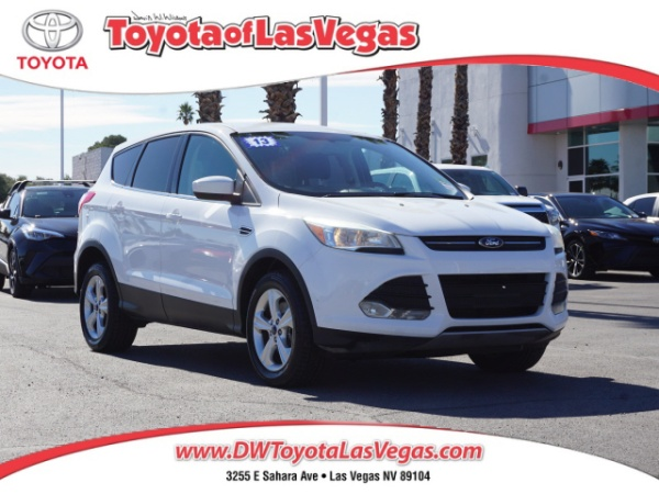 2013 Ford Escape in Las Vegas, NV