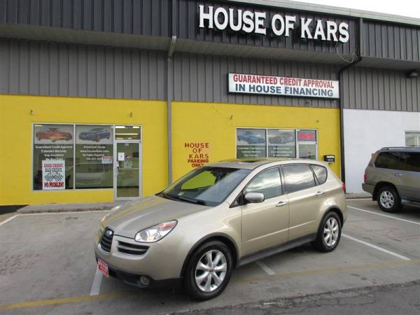 2007 Subaru B9 Tribeca Limited 5 Passenger With Beige Interior For