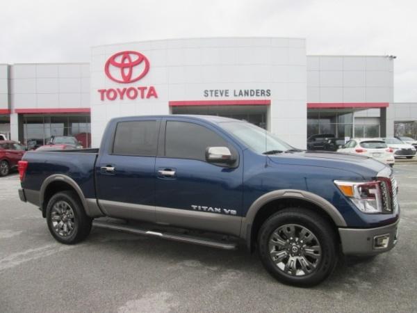 2018 Nissan Titan in Rogers, AR
