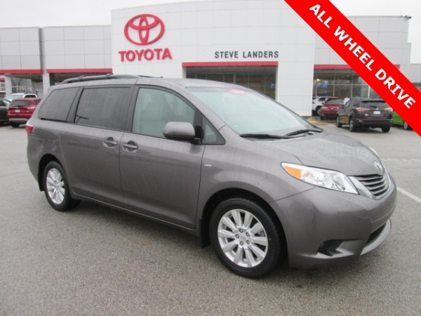 Used Toyota Sienna For Sale In Fayetteville, AR