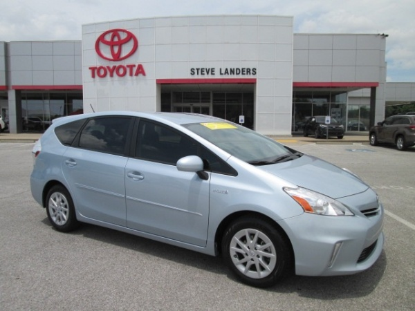 2014 Toyota Prius v in Rogers, AR