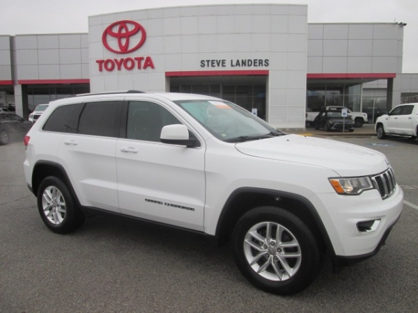 2017 Jeep Grand Cherokee in Rogers, AR