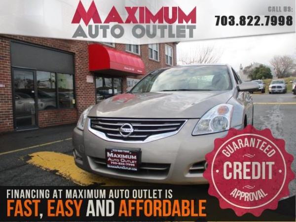 2012 Nissan Altima in Manassas, VA