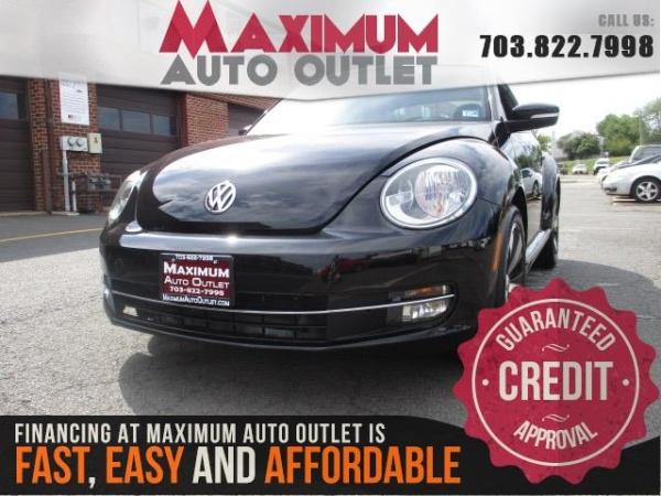 2012 Volkswagen Beetle in Manassas, VA