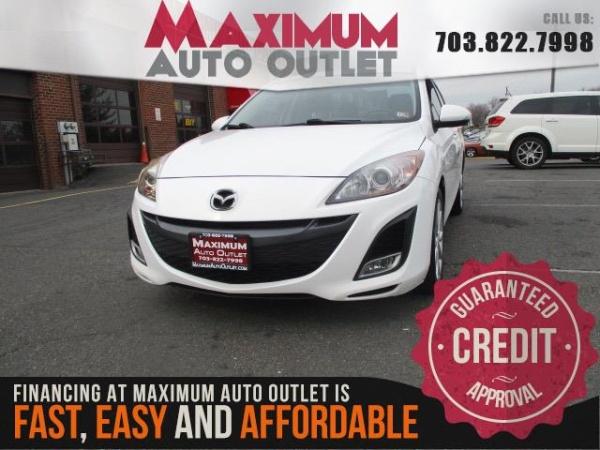 2010 Mazda Mazda3 in Manassas, VA