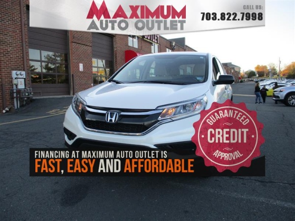 2016 Honda CR-V in Manassas, VA