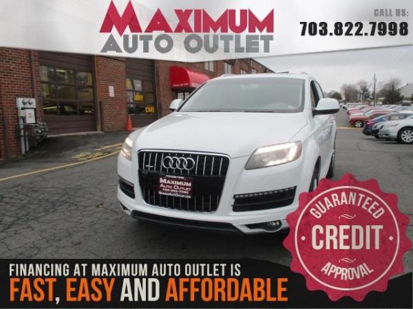 2013 Audi Q7 in Manassas, VA
