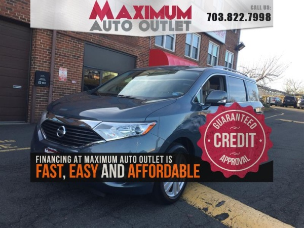 2012 Nissan Quest in Manassas, VA