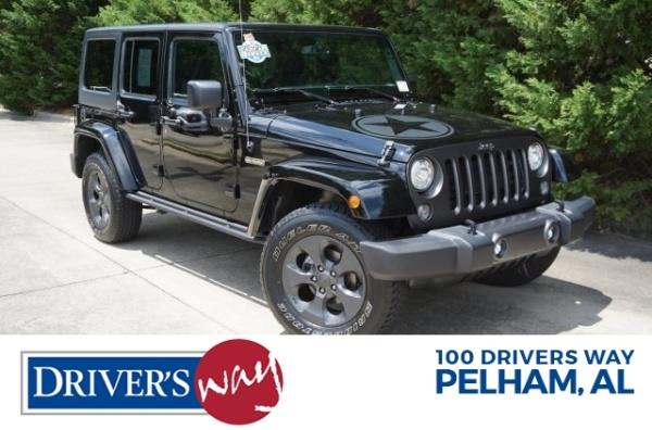 2017 Jeep Wrangler in Pelham, AL