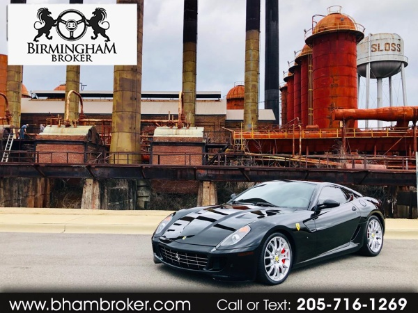 2007 Ferrari 599 GTB Fiorano GTB
