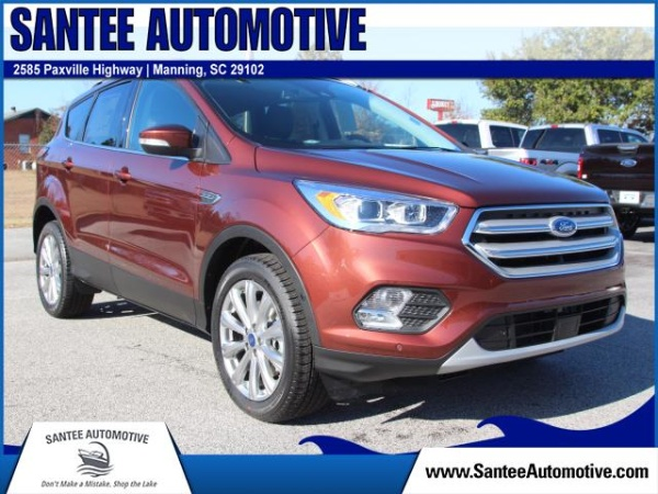 2018 Ford Escape in Manning, SC