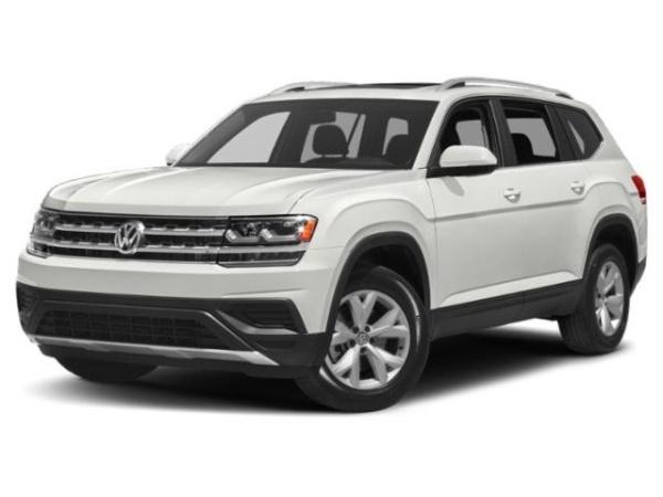 2019 Volkswagen Atlas V6 SEL Premium