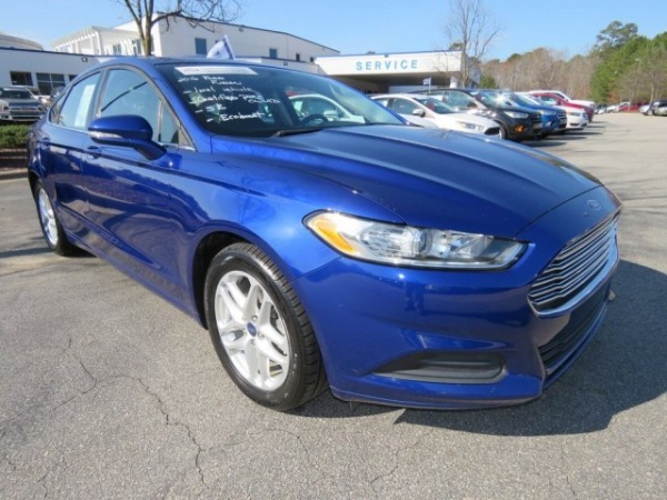 2016 Ford Fusion in Fuquay-Varina, NC