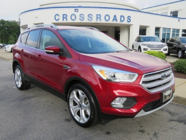 2019 Ford Escape in Fuquay-Varina, NC