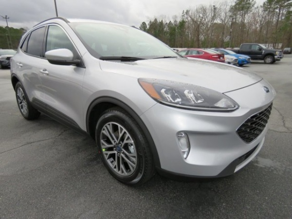 2020 Ford Escape in Fuquay-Varina, NC