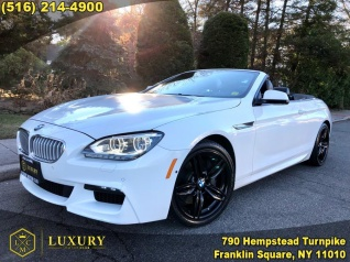 2014 bmw 650i convertible msrp