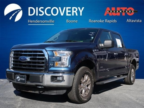 2016 Ford F-150 in Hendersonville, NC
