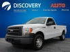 2013 Ford F-150 XL Regular Cab 6.5' Box 2WD for Sale in Hendersonville, NC