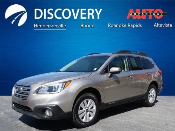 Outback Hendersonville Nc >> 2016 Subaru Outback 2 5i Premium For Sale In Hendersonville