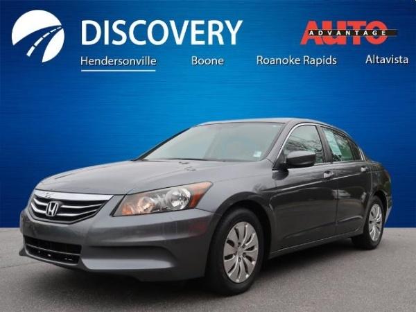 2012 Honda Accord in Hendersonville, NC