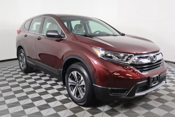 2017 Honda CR-V in Davenport, IA
