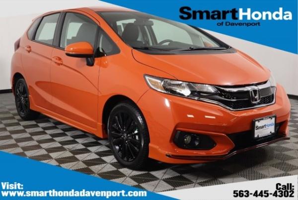 2020 Honda Fit in Davenport, IA