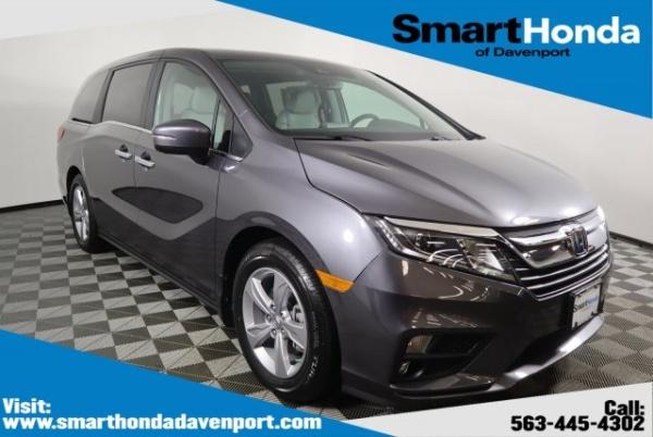 2020 Honda Odyssey in Davenport, IA