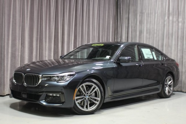 2019 BMW 7 Series 740e xDrive iPerformance