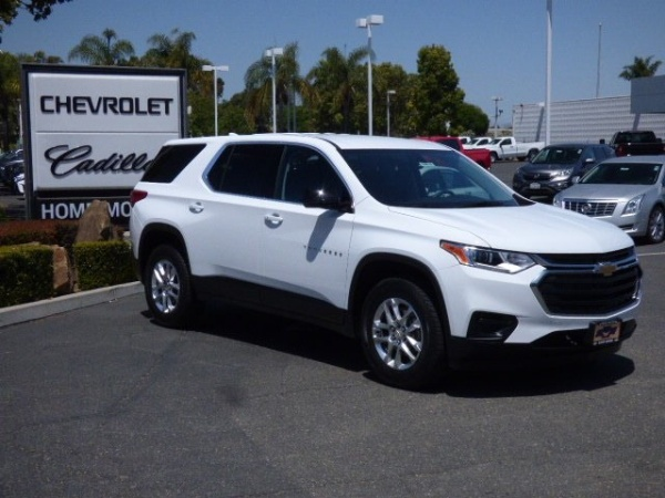 2020 Chevrolet Traverse in Santa Maria, CA
