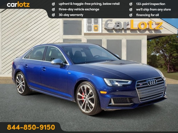 2018 Audi S4 in Richmond, VA