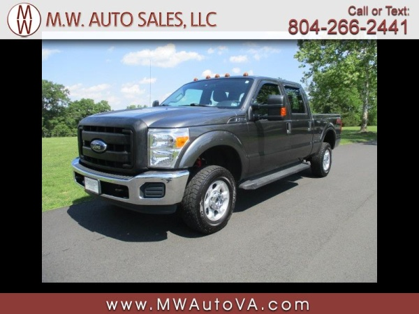 2016 Ford Super Duty F-250 in Glen Allen, VA