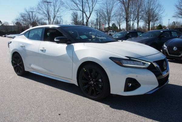 2020 Nissan Maxima in Wake Forest, NC