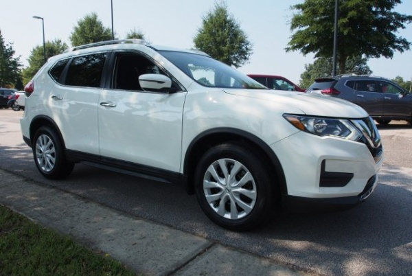 2017 Nissan Rogue in Wake Forest, NC